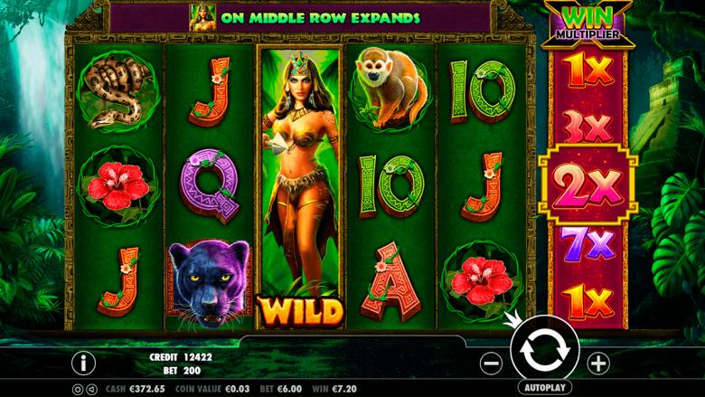 ofertă specială sloturi vlad cazino panther queen