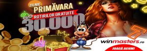 oferta free spins casino winmasters