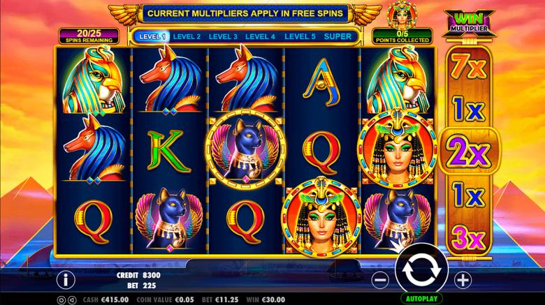 pragmatic play vlad cazino queen of gold