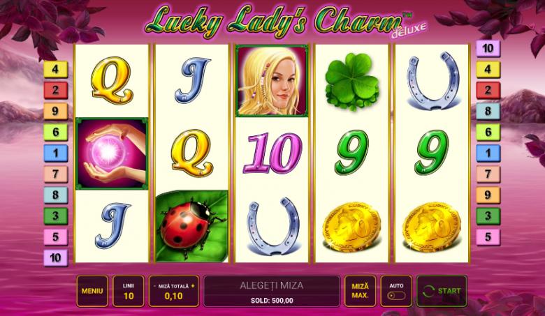 sloturi pentru femei lucky lady charm deluxe