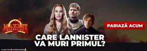 pariuri game of thrones lannister