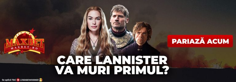 pariuri game of thrones lannister