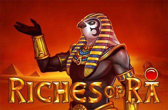 riches of gratis logo slot