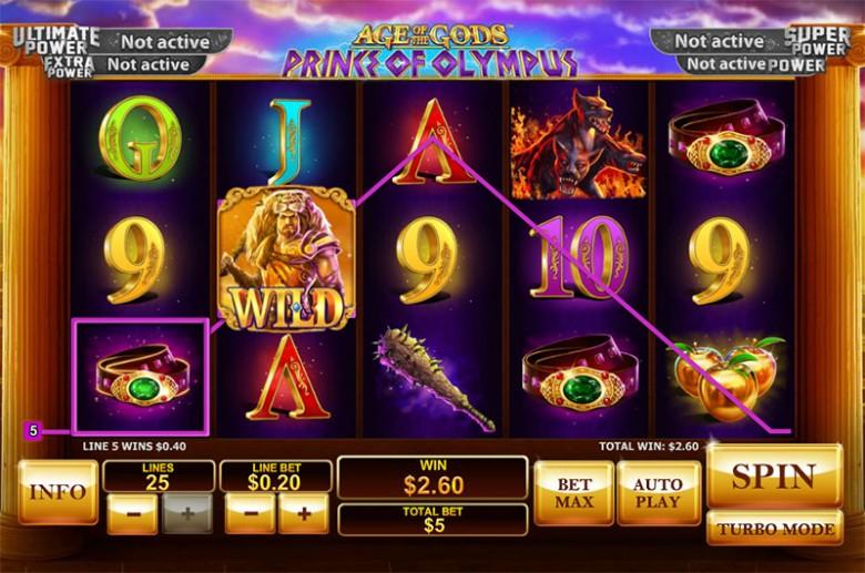 jocul saptamanii age of the gods fortuna cashback