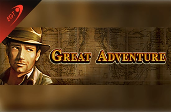 logo great adventure slot