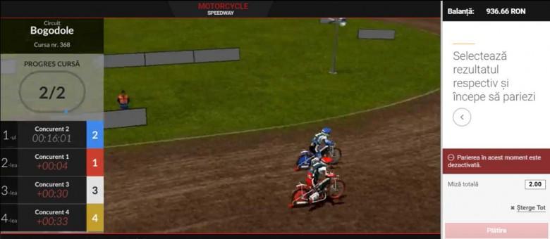 sporturi virtuale netbet moto
