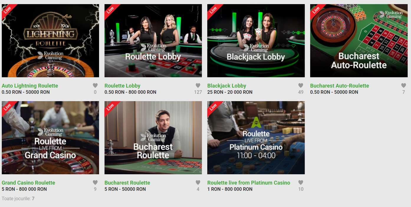 jocuri de ruletă live unibet