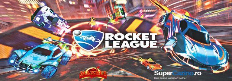 pariuri rocket league maxbet online