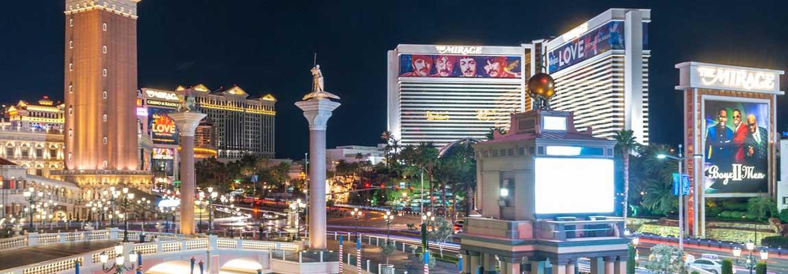 călătorie las vegas casino