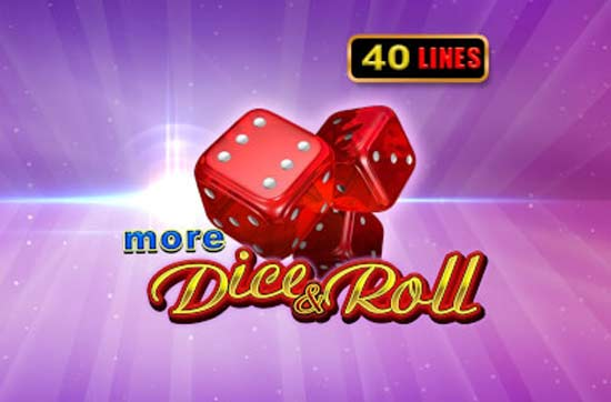 more dice roll gratis logo