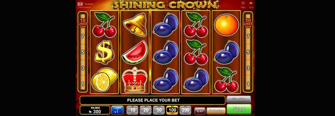 slot shining crown maxbet