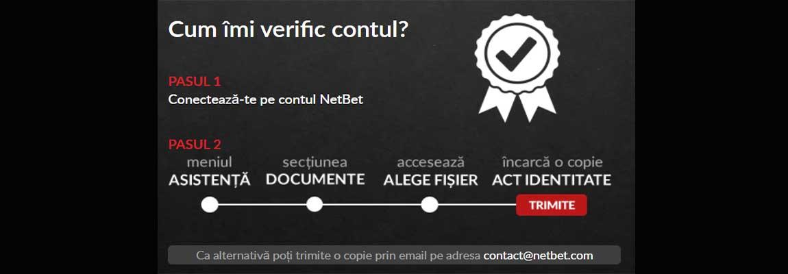 verificare cont netbet