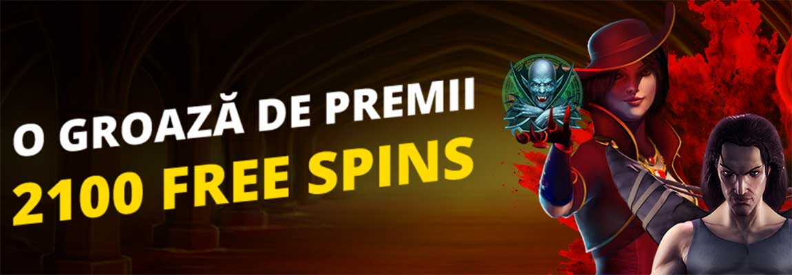 2100 free spins efortuna halloween