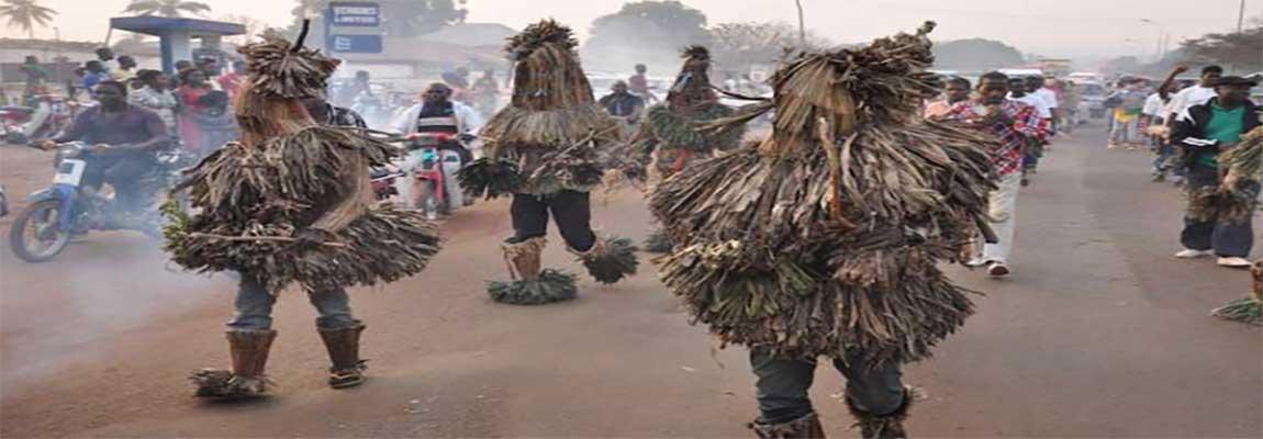 nigeria tradiții