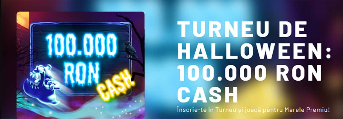 turneu de halloween maxbet 100000 ron