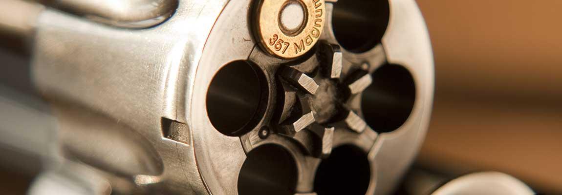 revolver ruletă rusească