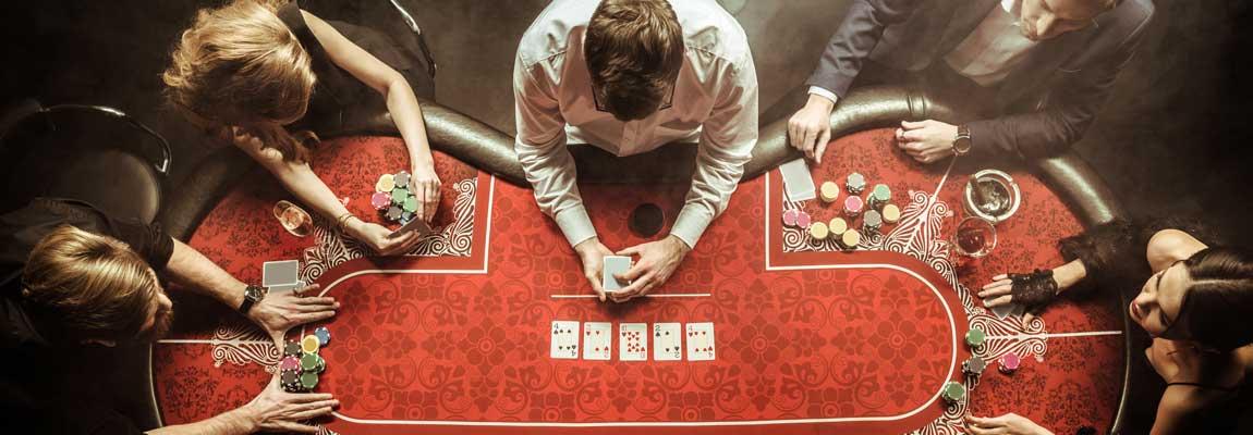 jucători de poker casino
