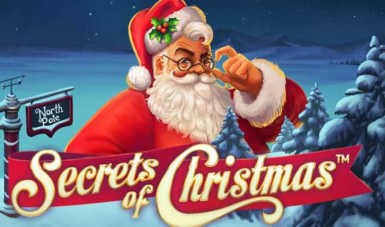 logo secret of christmas gratis