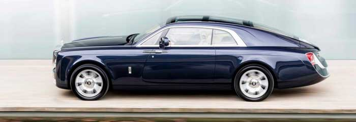 mașini scumpe rolls royce Sweptail
