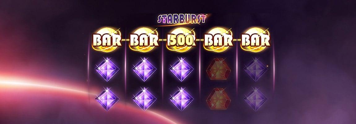 jackpot Starburst