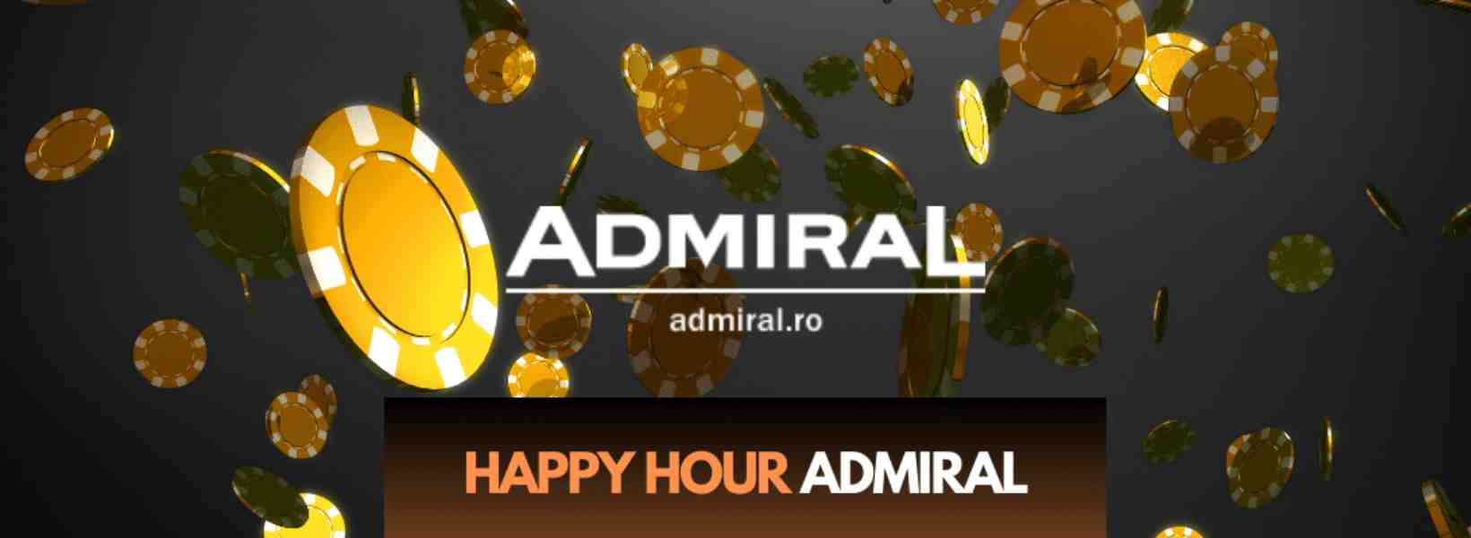 admiral happy hour