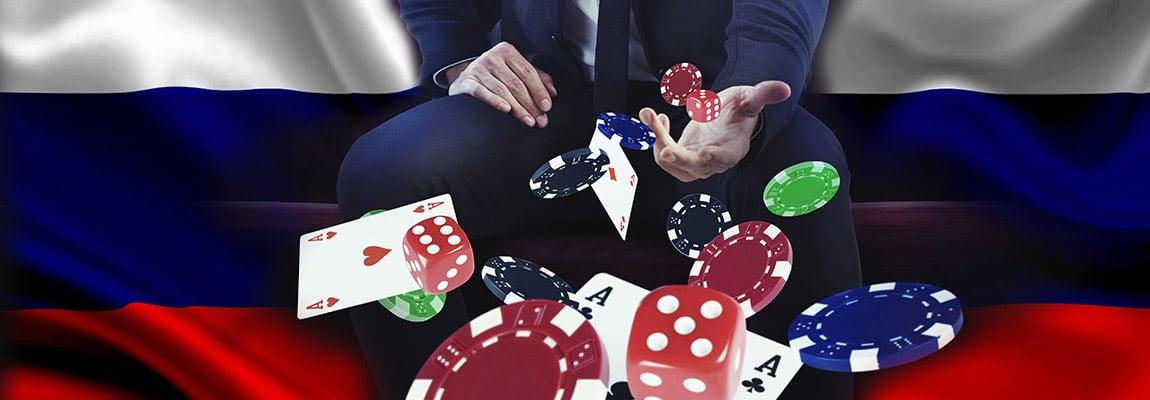 gambling Rusia