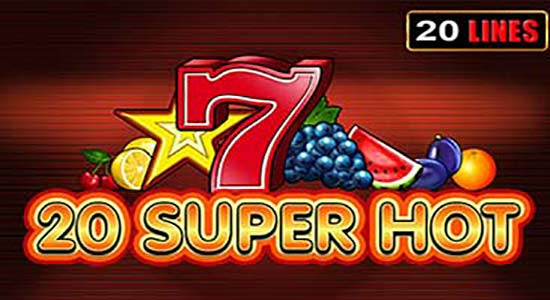 logo 20 super hot gratis