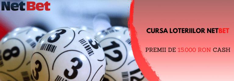 oferta cu premii la cursa loteriilor netbet loto