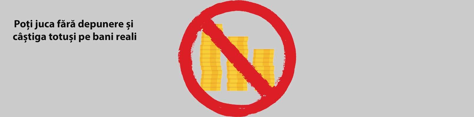 bonusuri fără depunere la cazinouri online
