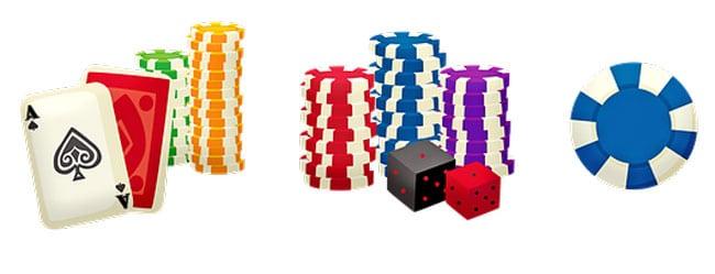 diversitate opțiuni jocuri casino