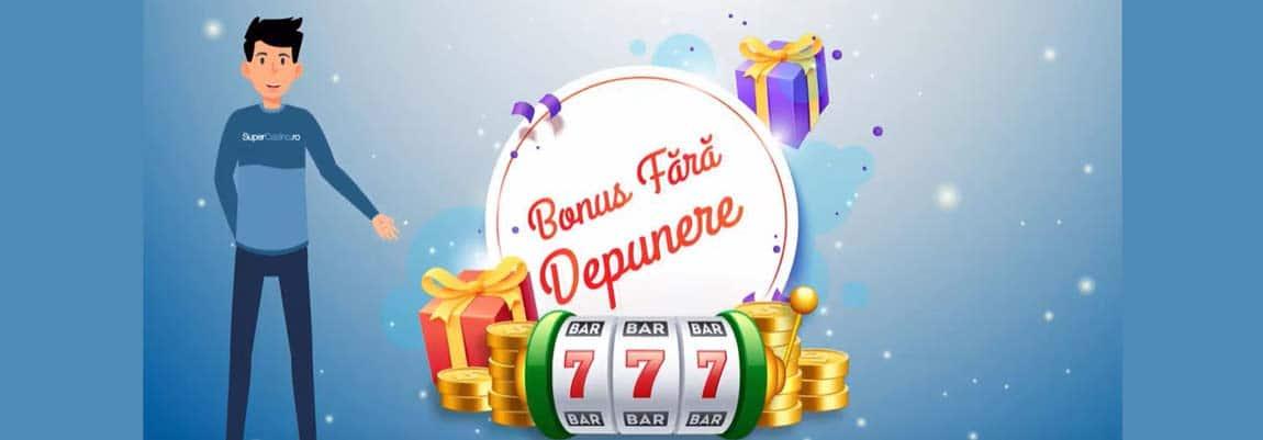 informații despre bonus fără depunere