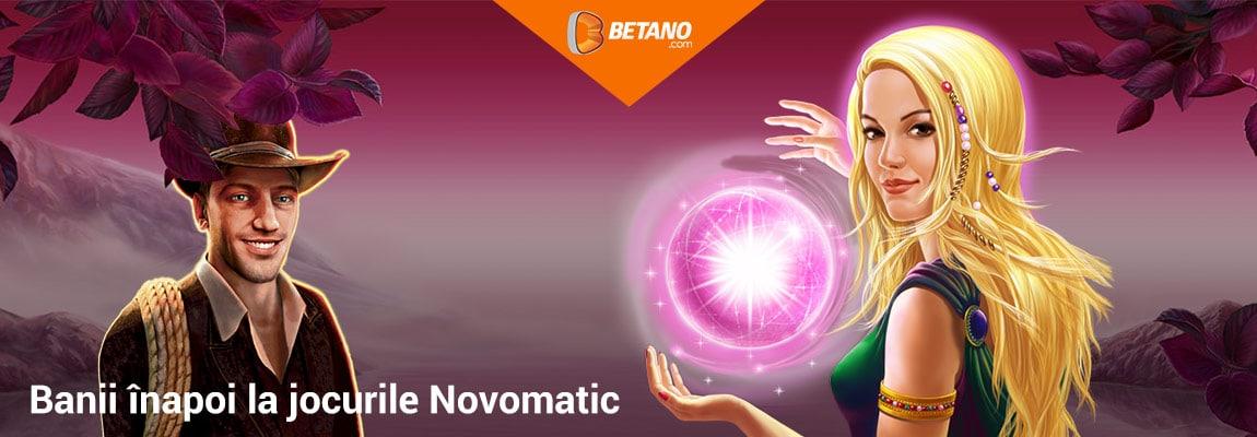 novomatic oferta betano