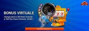 ofertă maxbet bonus virtuale cu 300 rotiri