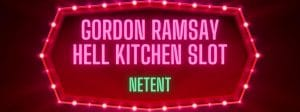 banner gordon ramsay hell kitchen slot