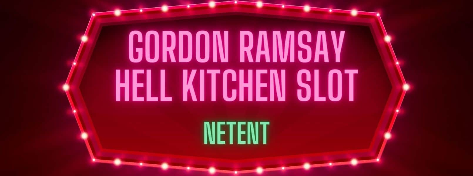 banner gordon ramsay hell kitchen slot