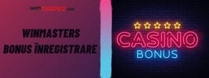 banner winmasters bonus înregistrare