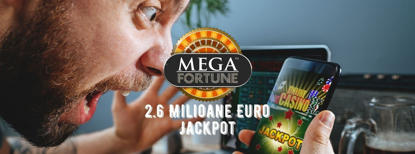 jackpot mega fortune