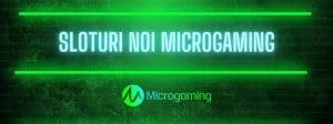 jocuri noi microgaming