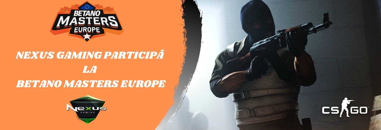 banner despre jocurile nexus gaming la betano