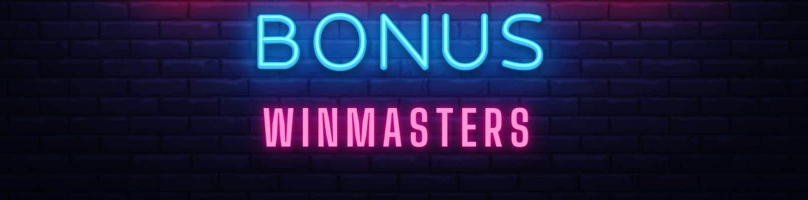 bonus winmasters pariuri sportive
