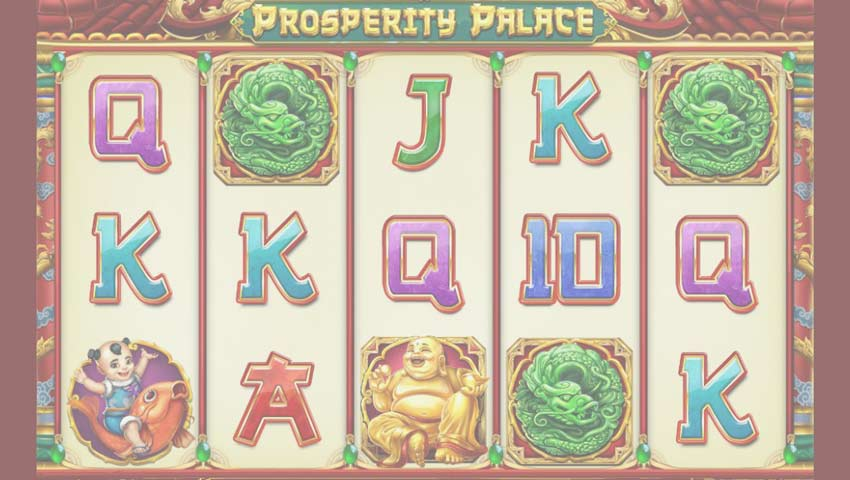 ecran slot prosperity palace gratis