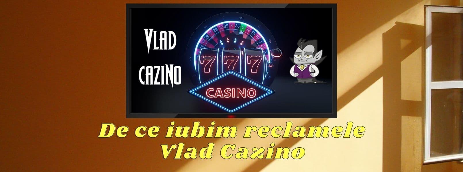 imagini din reclama vlad cazino online