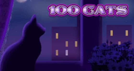 logo 100 cats gratis