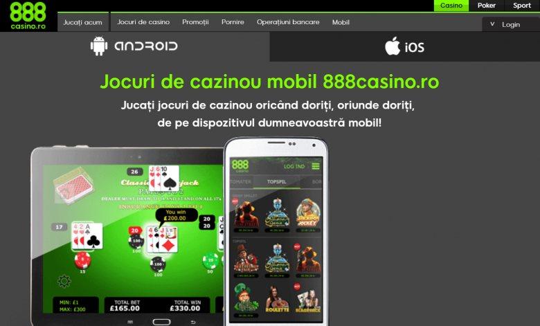 888 casino mobile online