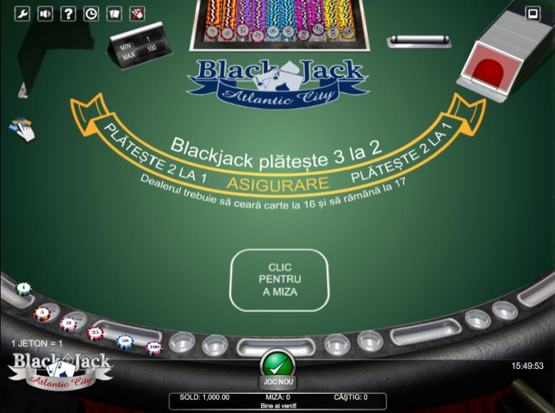 joaca blackjack atlantic city isoftbet