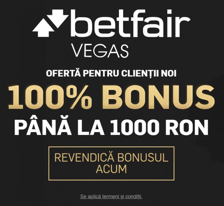 bonus betfair casino online