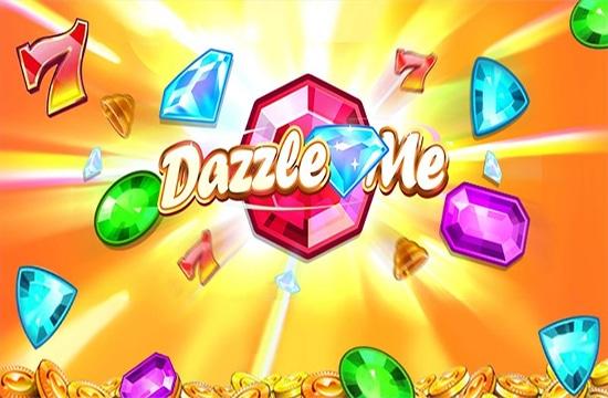 logo dazzle me online