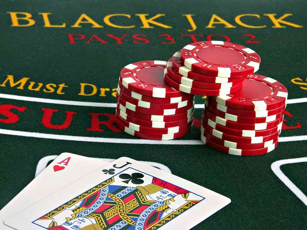 joaca online casino blackjack