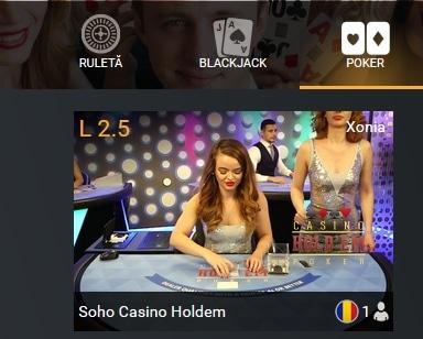 joaca betfair live casino