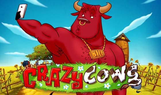 logo slot crazy cows gratis